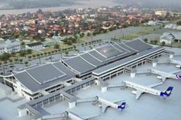 Sân bay quốc tế ở Viêng Chăn có thể tiếp đón 2,3 triệu người mỗi năm