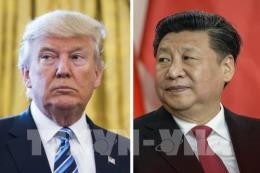 Căng thẳng thương mại Mỹ-Trung lại tăng nhiệt