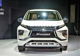 Tân binh Mitsubishi Xpander về Việt Nam giá từ 550 triệu đồng