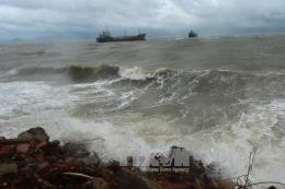 Áp thấp nhiệt đới mạnh lên thành bão số 4 - bão Bebinca