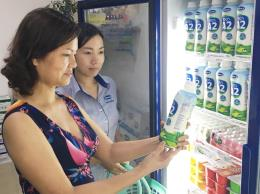 Vinamilk giới thiệu sữa tươi 100% A2 tại Việt Nam