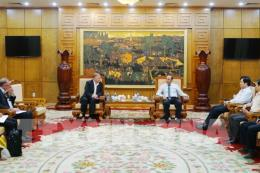 Các tập đoàn Australia tìm kiếm cơ hội đầu tư vào Bắc Giang