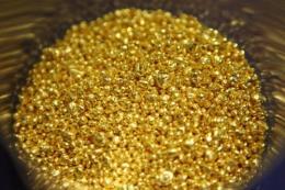 Giá vàng châu Á chiều ngày 21/2 rời mức cao nhất 10 tháng