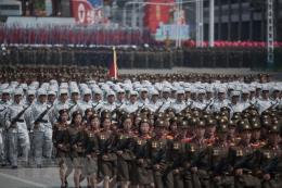 Triều Tiên có thể đang chuẩn bị duyệt binh trong ngày Quốc khánh 9/9