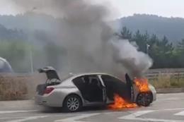Hàn Quốc ra lệnh cấm lưu thông tạm thời các mẫu xe BMW do lo ngại cháy nổ