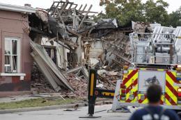 Vụ nổ khí ga nghiêm trọng làm 9 người bị thương