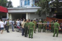 Thảm án tại Điện Biên, 3 người tử vong