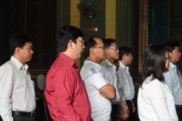 Y án 13 năm tù đối với nguyên Tổng giám đốc Navibank Lê Quang Trí