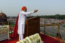 Thủ tướng Ấn Độ cam kết giúp nông dân tăng gấp đôi thu nhập