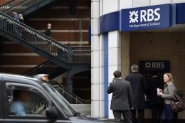 RBS sẽ phải trả 4,9 tỷ USD để dàn xếp cáo buộc lừa dối các nhà đầu tư
