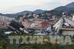 Vụ sập cầu cạn tại Italy: Nhà thầu khẳng định tuân thủ quy tắc trong quá trình bảo trì