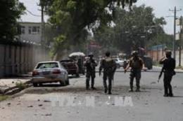 Đánh bom liều chết tại thủ đô Kabul làm 60 người thương vong