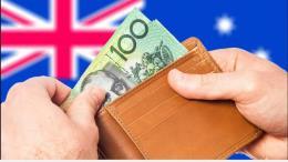 Tăng trưởng tiền lương của Australia rơi xuống gần mức thấp kỷ lục