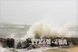 Từ nay đến cuối năm, có khoảng 4 - 6 cơn bão và áp thấp nhiệt đới