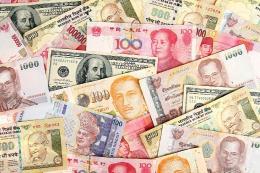 Đồng nội tệ nhiều nước châu Á mất giá so với đồng USD