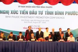 Sacombank cấp vốn xây dựng Khu công nghiệp – Dân cư Becamex Bình Phước