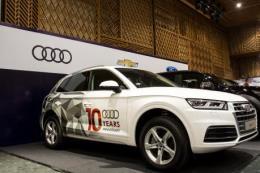 Audi sẽ giới thiệu 10 mẫu xe tại triển lãm ô tô Việt Nam 2018