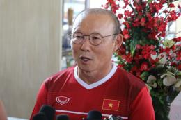 HLV Park Hang Seo nói gì trước trận đối đầu với Bahrain?