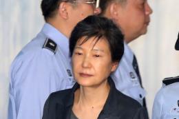 Tòa án Hàn Quốc tăng án phạt tù đối với cựu Tổng thống Park Geun-hye