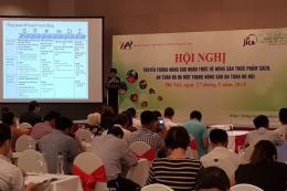 Tra cứu địa chỉ cung cấp nông sản thực phẩm an toàn tại Hà Nội
