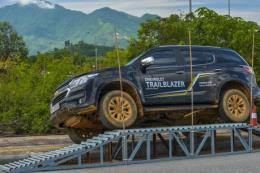 Chevrolet mời 1.000 khách hàng trải nghiệm Trailblazer