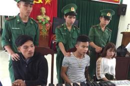 Quảng Trị bắt quả tang đối tượng vận chuyển gần 66.000 viên ma túy tổng hợp