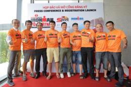 Tổng tiền thưởng cho Techcombank Ironman 70.3 là 75.000 USD