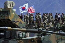 Mỹ chưa đề nghị nối lại các cuộc tập trận chung với Hàn Quốc