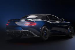 Thương hiệu ô tô Aston Martin sẽ niêm yết cổ phiếu tại sàn London