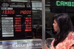 Khủng hoảng tài chính tác động tiêu cực đến kinh tế Argentina