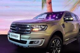 Ford Việt Nam có doanh số bán xe Quý II tăng hơn 90%