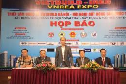 Gần 400 doanh nghiệp tham gia VIETBUILD Hà Nội 2018 lần thứ hai