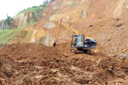Đề phòng lũ quét, sạt lở đất về đêm tại Tây Nguyên và Nam Trung Bộ
