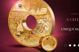 Đồng tiền đắt giá nhất trong lịch sử Australia