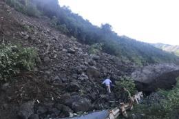 Nhiều nơi tại Lai Châu bị cô lập tạm thời sau mưa lớn kéo dài