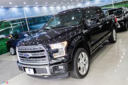 Ford thu hồi dòng xe tải F-150 do sự cố dây an toàn ghế ngồi