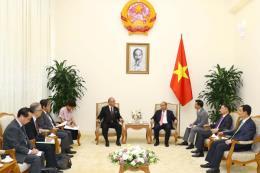Thủ tướng: Nhật Bản là đối tác kinh tế quan trọng hàng đầu của Việt Nam