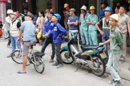 Không có hiện tượng nghiêng lún tòa nhà tại Hà Nội do dư chấn động đất