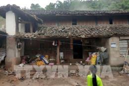 Động đất tại Trung Quốc gây nhiều thiệt hại về người và của