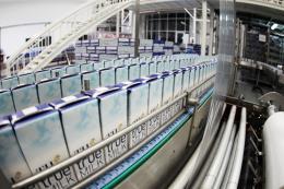 Khởi công Nhà máy chế biến sữa TH tại Nga