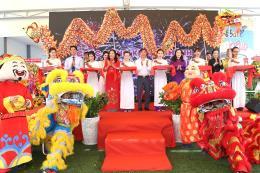 Khánh thành trường mầm non chuẩn quốc tế Phú Đông Lotus Kindergarten