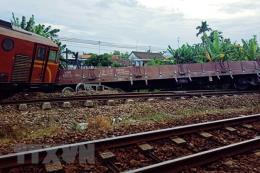 Tai nạn đường sắt tại Quảng Trị, một người tử vong