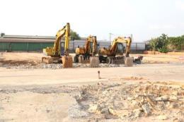 Động thổ 2 dự án đất nền tại Thị xã Thuận An, Bình Dương