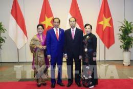 Tuyên bố chung Việt Nam-Indonesia về tăng cường quan hệ Đối tác chiến lược