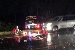 Va chạm với xe khách, hai người tử vong tại Đắk Nông