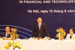 Phó Thủ tướng Vương Đình Huệ muốn đẩy nhanh phát triển nền kinh tế số ở Việt Nam