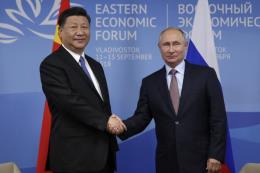 Nhận định về bài phát biểu của Chủ tịch Trung Quốc tại Vladivostok