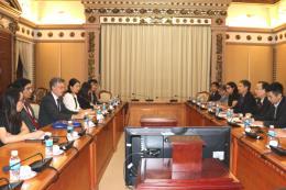 AIIB mong muốn chia sẻ phương pháp mới về hỗ trợ tài chính đô thị