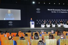 WEF ASEAN 2018: Bế mạc Hội nghị Diễn đàn Kinh tế thế giới về ASEAN 2018