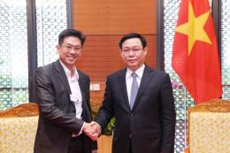 Các tập đoàn lớn sẵn sàng hỗ trợ Việt Nam phát triển nền kinh tế số